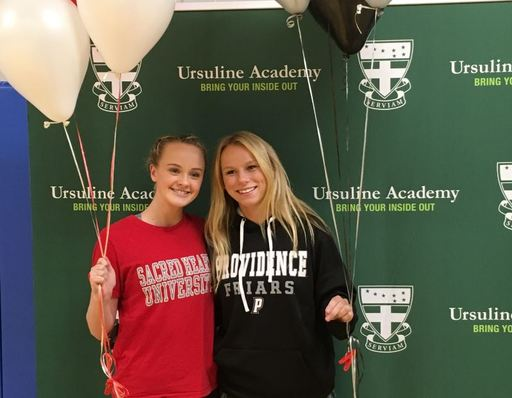 Margaret Dailey and Taylor Eck Sign Letters of Intent
