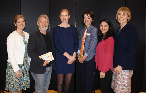Ursuline Academy Alumnae Join Award-Winning Local Author Peter H. Reynolds at 21st Annual Women in Leadership Roundtable