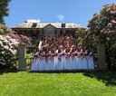 Ursuline Academy Graduates 78 on June 3