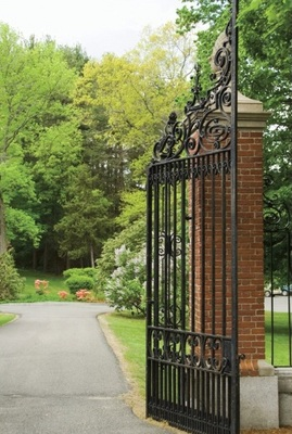 The Gate to an Ursuline Education