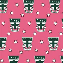 Vineyard Vines Raspberry Pattern