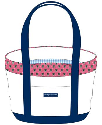Vineyard Vines Raspberry Bag