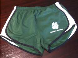 Hunter Green Performance Shorts