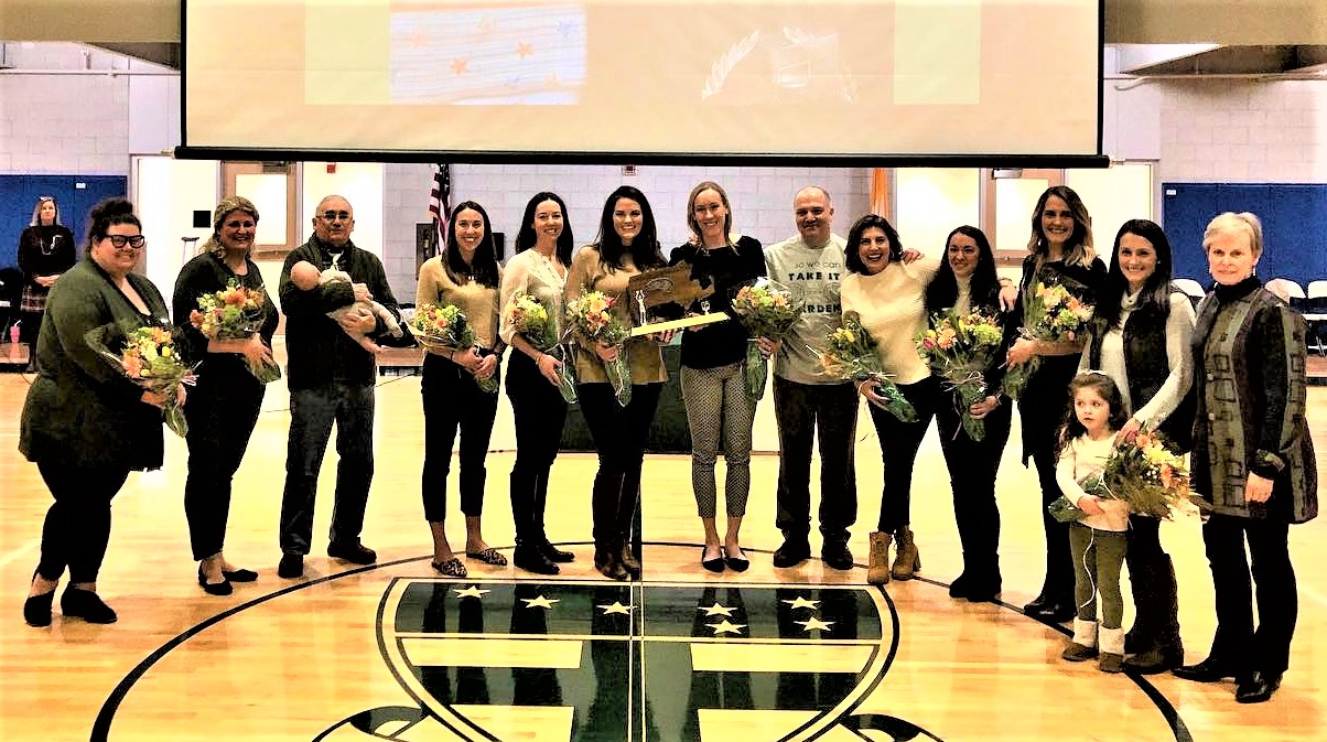 Ursuline Academy Celebrates Fifteenth Anniversary of State Basketball Championship